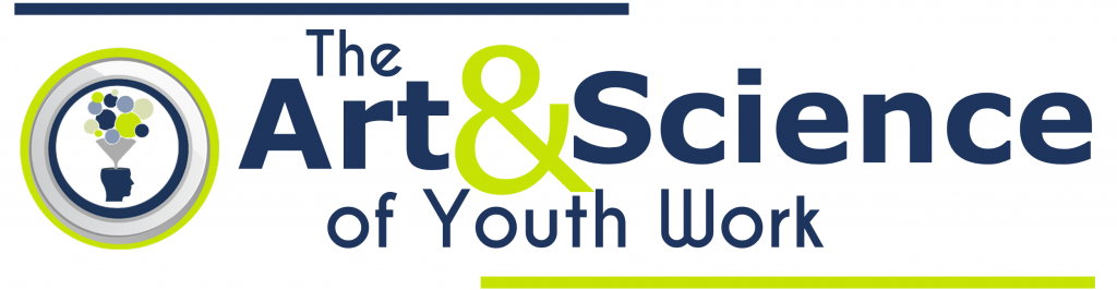 The Art and Science of youth work logo
