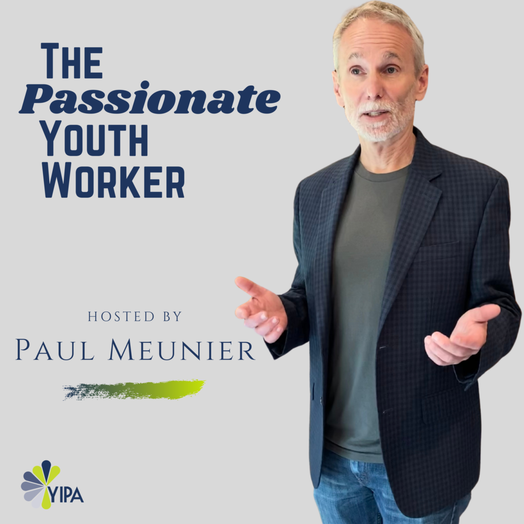 Share your passion and be a guest on the podcast.